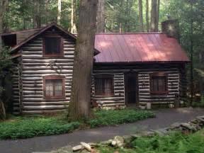 Pocono Log Cabin Homes for Sale