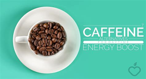 Many people go straight for coffee when they're feeling tired. 7 Caffeine Alternatives For Daytime Energy Boost