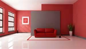 wohnzimmer im landhausstil einrichten rote wand 50 ideen mit wandfarbe rot
