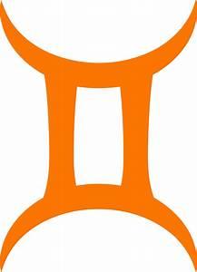 Clipart - Gemini symbol 2