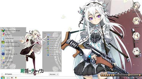 Themed Anime Wallpaper - anime theme hitsugi no chaika chaika trabant by