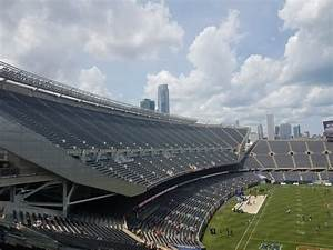 Section 330 At Soldier Field Chicago Bears
