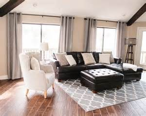 our vacation home in flagstaff grey living rooms and