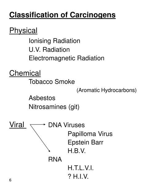 carcinogenesis powerpoint  id