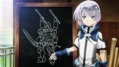 Magic Ernesti Knight Echevarria Anime Wallpapers Background