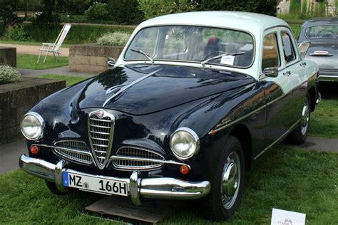 1956 Alfa Romeo 1900  Information And Photos Momentcar