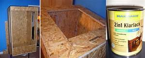 Holz Versiegeln Wasserdicht : bau eines cham leon terrariums zusammenbau des holzkorpus ~ Watch28wear.com Haus und Dekorationen