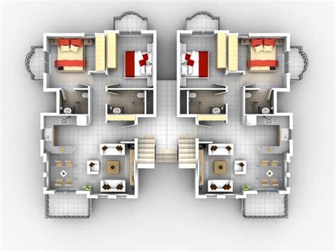 in apartment house plans foundation dezin decor 3d home plans
