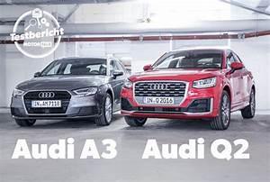Audi Q2 Preis : audi a3 sportback audi q2 1 4 tsi vergleich test preise ~ Jslefanu.com Haus und Dekorationen