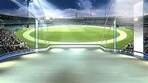 FREE HD Virtual Studio cricket stadium HD FREE Chroma ...