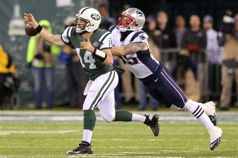 patriots  jets top  takeaways  week  matchup fox sports