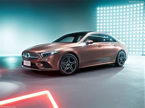 Gambar Mobil Mercedes A Class mercedes a class l sedan autonetmagz review