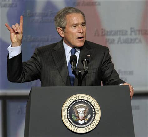 Illuminati Bush by George W Bush Devil S Horns Illuminati Symbols