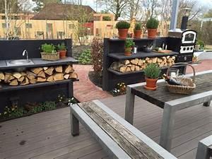 Outdoor Küche Bauen : outdoor k che holz swalif ~ Markanthonyermac.com Haus und Dekorationen