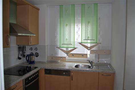 Gardine Für Die Küche by Heller Stufenvorhang F 252 R Die K 252 Che In Gr 252 N Und Wei 223