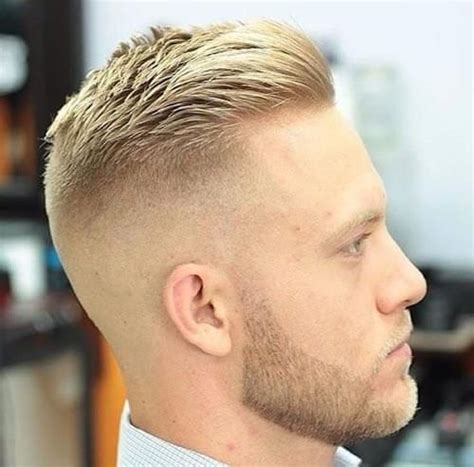 Pin On Crew Cut Fade Haircut