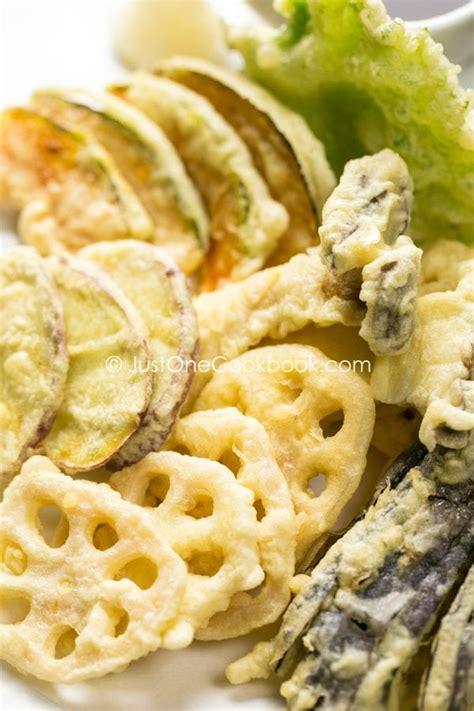 vegetable tempura   cookbook