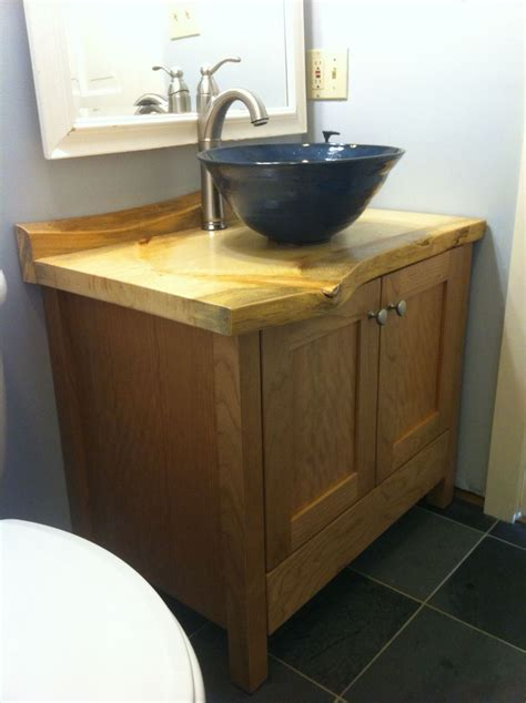 knotty pine bathroom vanity homdesigns