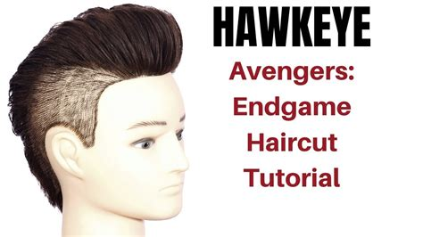 Hawkeye Haircut Avengers Endgame Thesalonguy