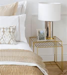 beistelltisch schlafzimmer schlafzimmer einrichten mit zara home freshouse