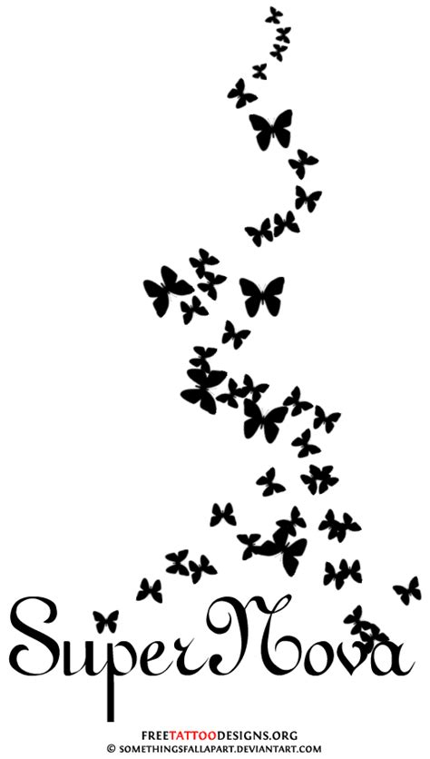 22+ Latest Butterfly Tattoo Designs