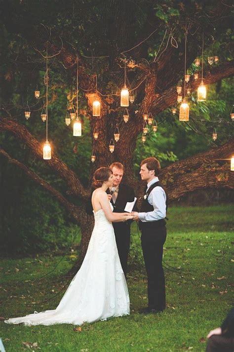 Inexpensive Backyard Wedding by Best 20 Cheap Backyard Wedding Ideas On Cheap