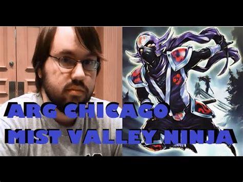 yugioh mist valley ninja deck profile arg chicago