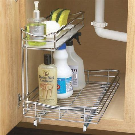 bathroom sink top organizer 17 best images about kitchen trash can on pinterest