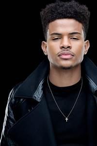 Atlantic Records Press   Trevor Jackson  Jackson