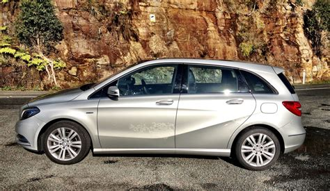 Mercedes Class by Mercedes B Class Review Photos Caradvice