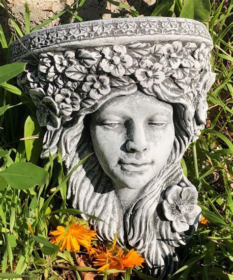 wandkonsole waldfee fee relief frostfest wetterfest