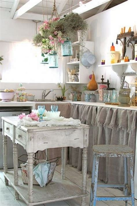 Shabby Chic Kitchens Ideas by 50 Sweet Shabby Chic Kitchen Ideas 2017