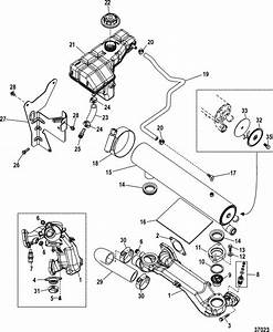 Mercruiser 8 1l Inboard  H O   Closed Cooling System Parts