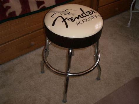 Sgabello Fender by Fender Guitar Bar Stool 24 Inch Fender Acoustics