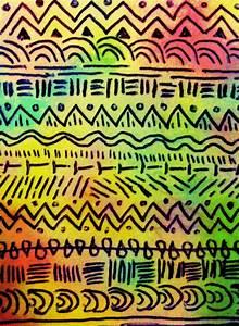 tribal shape | Tumblr