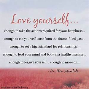 Inspirational Quotes About Loving Yourself. QuotesGram