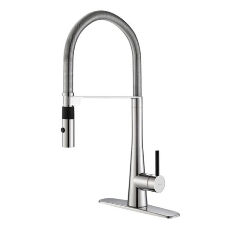 kitchen faucet styles faucet com kpf 2730ch in chrome by kraus