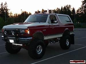 Ford Bronco 1998 - dossier.kiev.ua