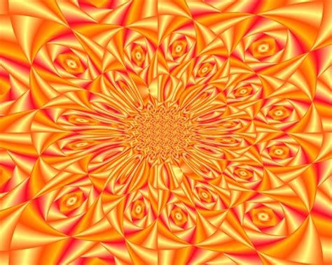 orange trippy wallpaper gallery