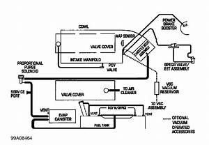Dodge Grand Caravan Vacuum Diagram