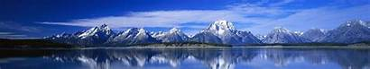 Triple Screen Monitor Wallpapers Mountain Montagne Multiple