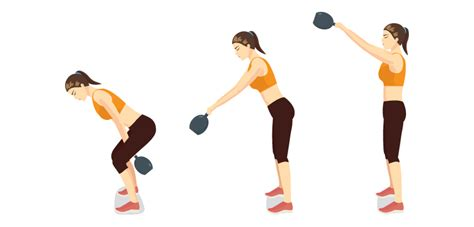 kettlebell glute training workouts