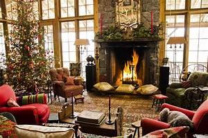 23, Outstanding, Christmas, Living, Room, Decor, Ideas