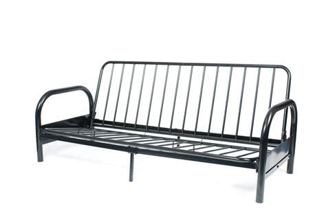 metal futon frame black metal futon frame