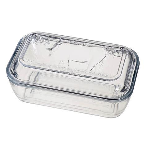 butterdose aus glas butterdose aus glas mit deckel bestellen purenature