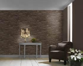 vliestapete wohnzimmer vliestapete factory 2 rasch tapeten 475012 schieferoptik natur stein braun