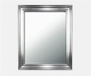 Große Spiegel Mit Rahmen : spiegel mit silberrahmen 120x120 cm ~ Michelbontemps.com Haus und Dekorationen