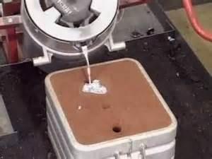 Aluminum Sand Casting Molds
