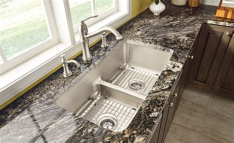 Moen Lower Center-divide Kitchen Sinks How To Unclog Bathtub Drain With Snake Spout Replacement Primo Euro Tile Around A Covers For Babies Fix Cracked Plug In Showers And Bathtubs