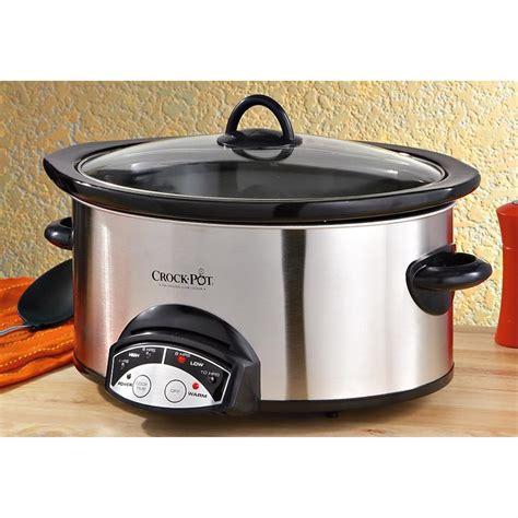 Rival® Smart Pot™ Programmable Digital Slow Cooker